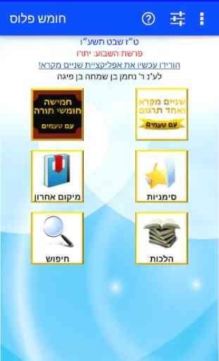 Torah PLUS 1
