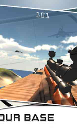 F16 Jet Fighter Sniper Shooter 4
