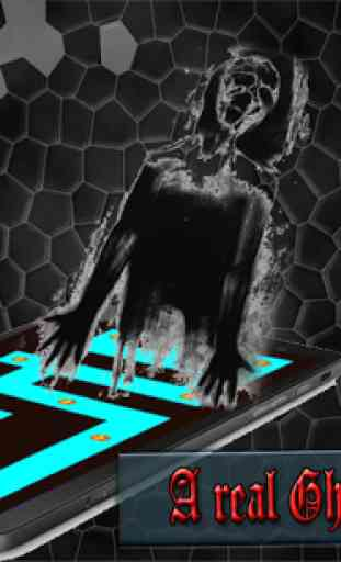 Scary Ghost Maze 3D 2
