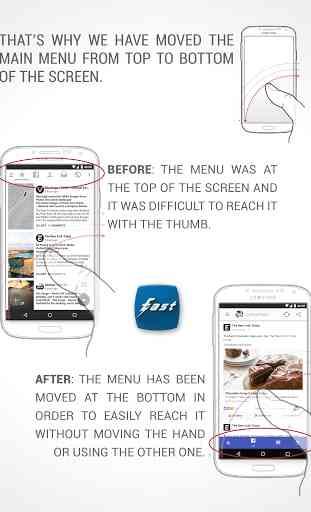Fast - Social App 1