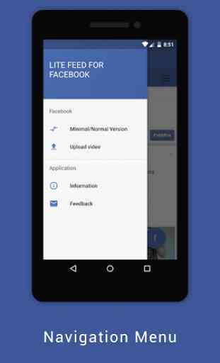 Lite Feed for Facebook (FAST) 1