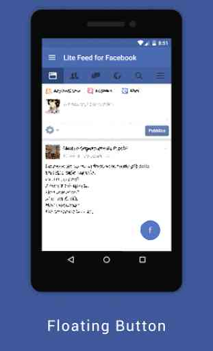 Lite Feed for Facebook (FAST) 2