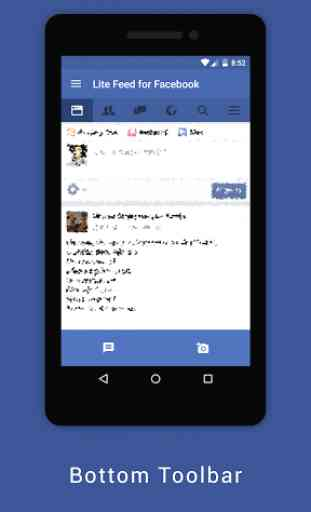 Lite Feed for Facebook (FAST) 3