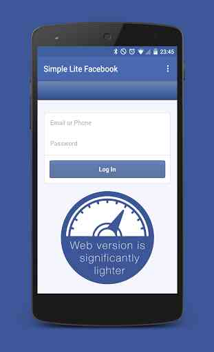 Lite Feed for Facebook (FAST) 4