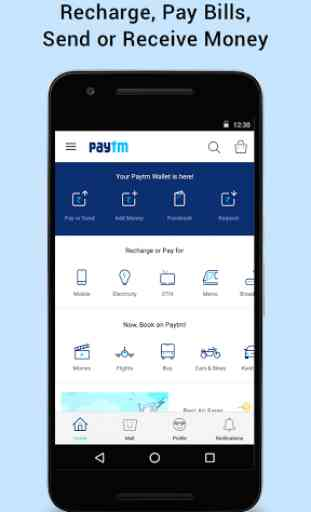 Payments, Wallet & Recharges 3