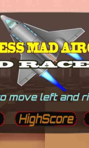 Aircraft Traffic - 3D Racer 1