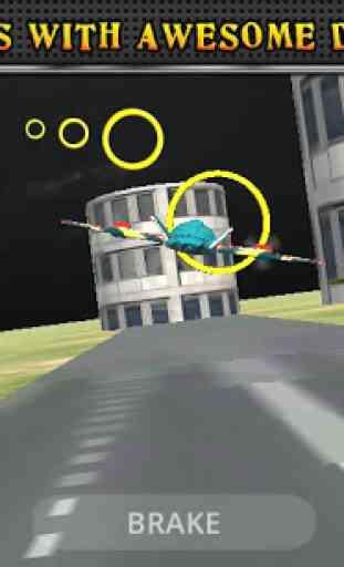 Airplane Driving Simulator 3D 3