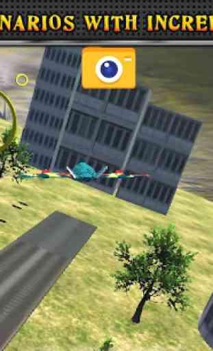 Airplane Driving Simulator 3D 4