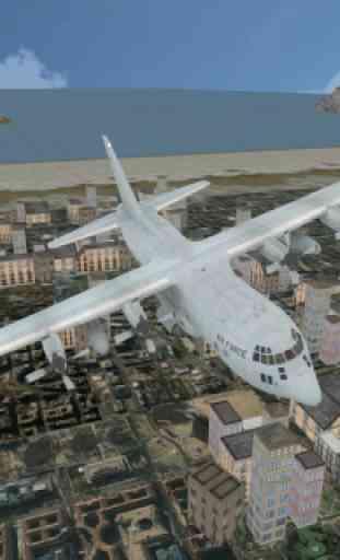 Airplane Flight Pilot 3D 1