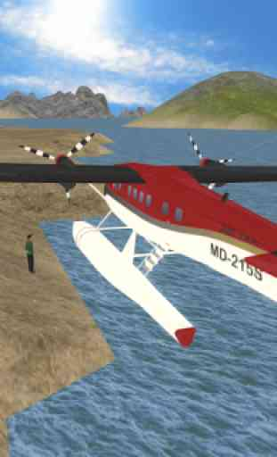 Airplane Flight Pilot 3D 3