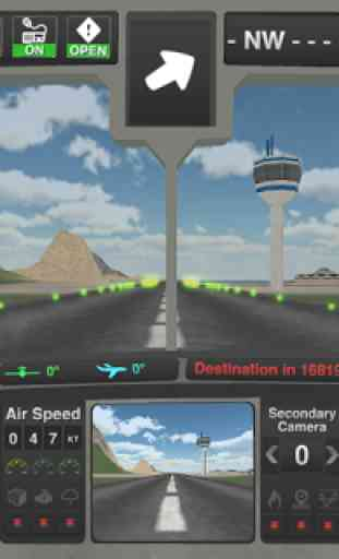 Airplane Flight Pilot 3D 4