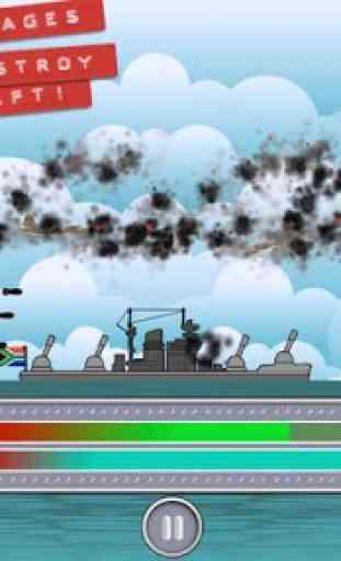 Bowman Battleship: WW2 Battles 2
