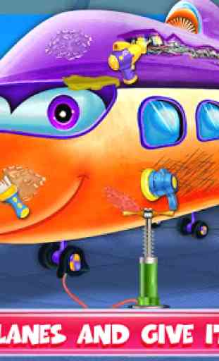 Daycare Airplane Kids Game 3