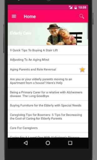 Elderly Care Tips 2