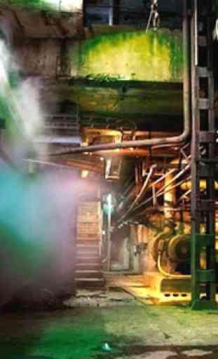 Escape Games Creepy Factory 2