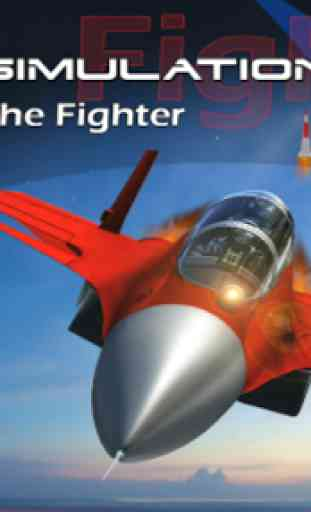 Flight Simulation The Fighter 1