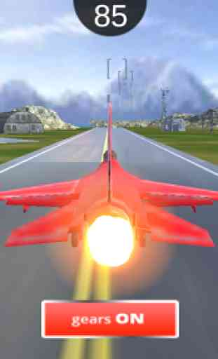 Flight Simulation The Fighter 3