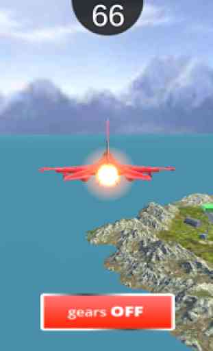 Flight Simulation The Fighter 4