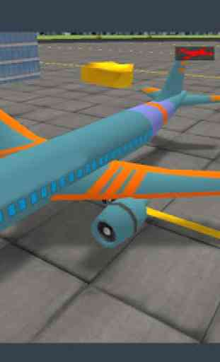 Flight Simulator Plane 3D 3