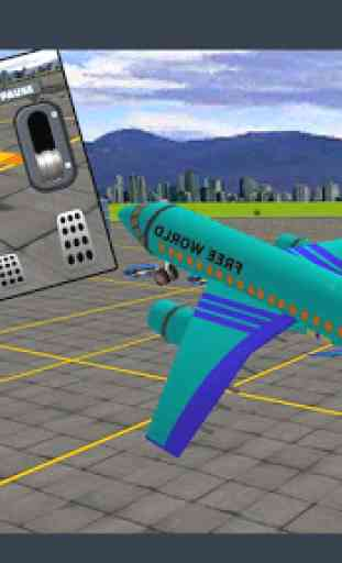 Flight Simulator Plane 3D 4