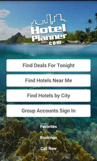 HotelPlanner Deals for Tonight 1