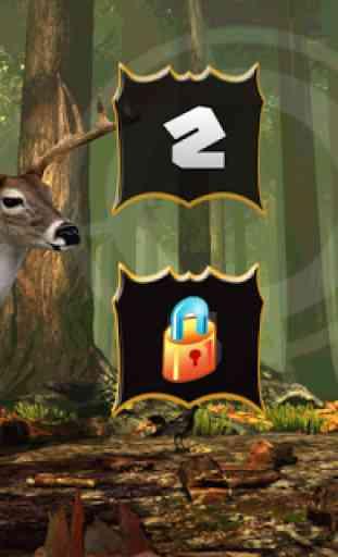 3D Deer Shooting Huntsman game 3