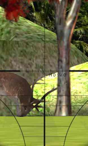 3D Deer Shooting Huntsman game 4