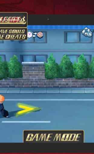 Cheats for Bleach BS 1