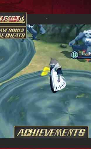 Cheats for Bleach BS 4