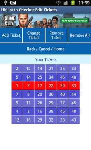 UK Lotto Checker 2