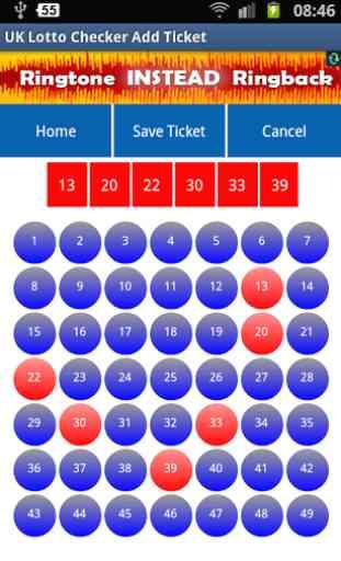 UK Lotto Checker 3