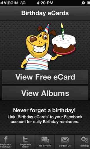Ecards - Birthday eCards 1