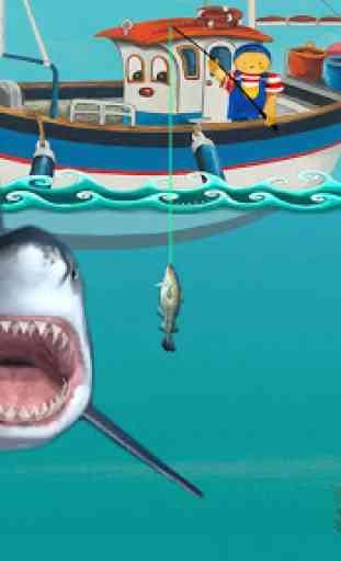 Freddi Goes Fishing 1