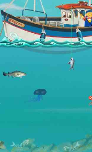 Freddi Goes Fishing 4