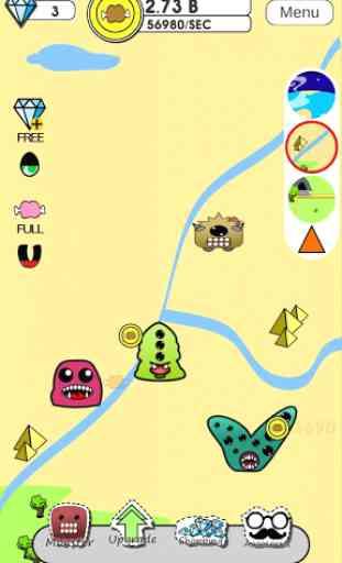 Monster Evolution Clicker 3