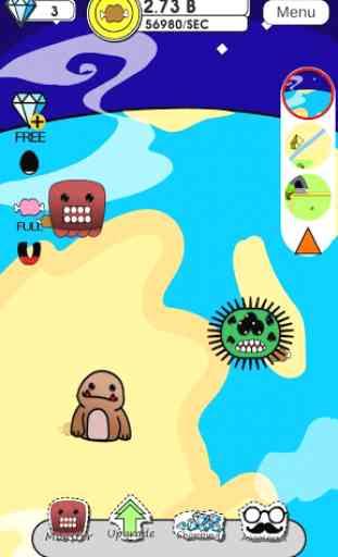 Monster Evolution Clicker 4