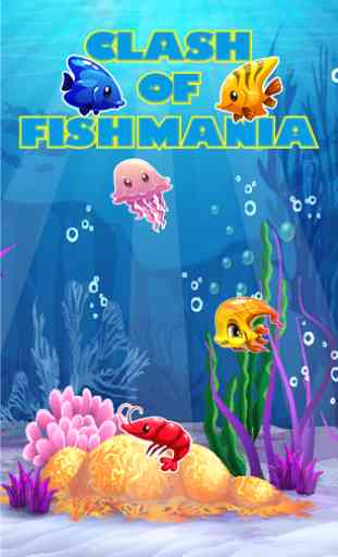 Clash Of Fish Mania 1