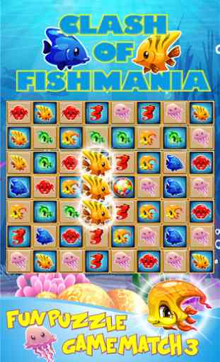Clash Of Fish Mania 2