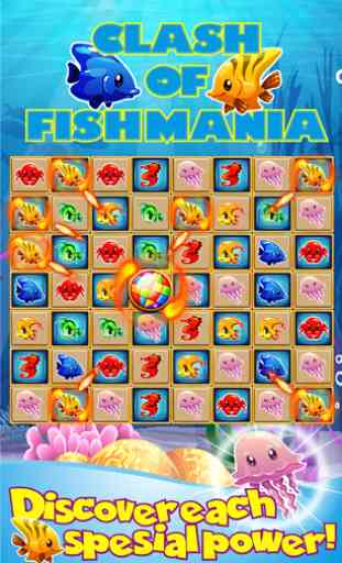 Clash Of Fish Mania 3