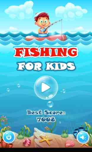 Fishing for Kids Catch fish 1