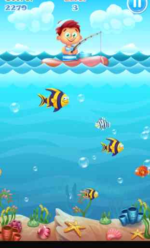 Fishing for Kids Catch fish 2