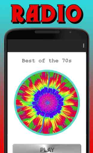 Free 70's Radio Streaming 2