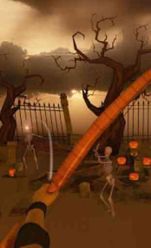Apple Shooter: Halloween 2