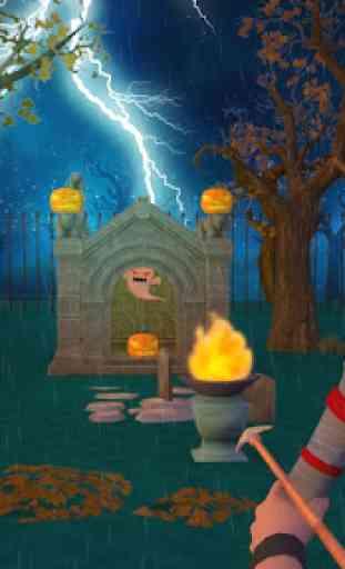 Apple Shooter: Halloween 4