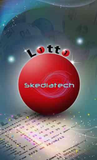 Lotto Scanner Lite 1