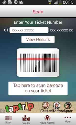 Lotto Scanner Lite 2