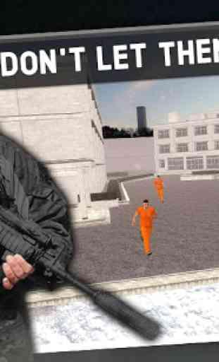 Prison Break: Sniper Duty 3D 1