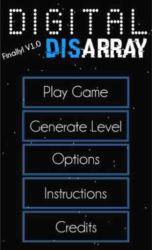 Digital Disarray 1