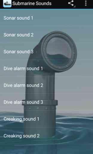 Submarine Sounds 2