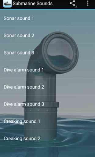 Submarine Sounds 3
